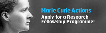 Marie Curie Actions - Apply for a Research Fellowship Programme!